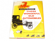 Those Wonderful Old Automobiles  (Clymer 1953)